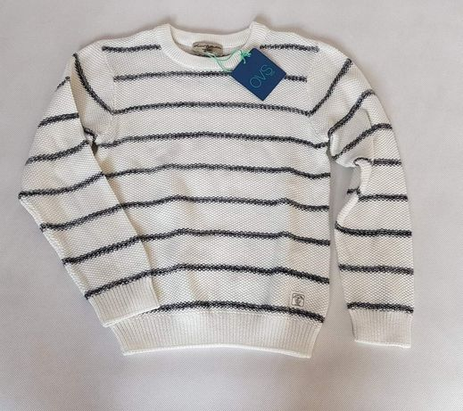 Sweterek 116cm ovs nowy