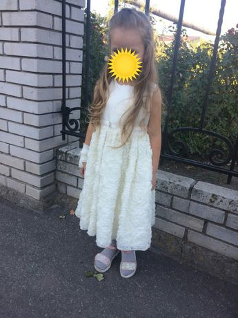 Платье выпускное нарядное