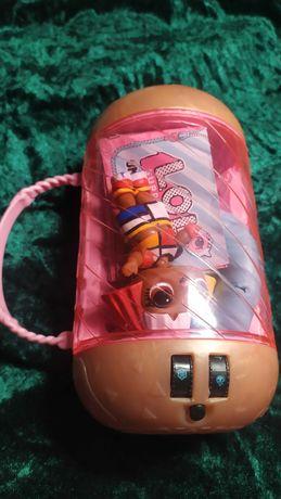 "Lol shapes Куклы L.O.L. Surprise упаковка в виде капсулы ""Декодер"""