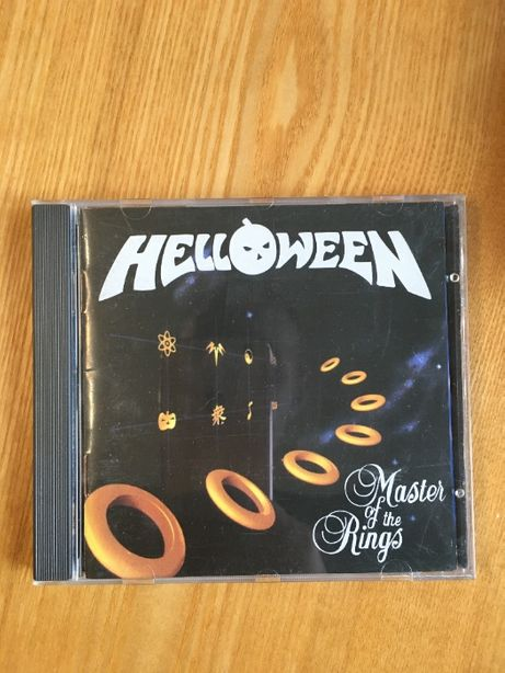 "Фирменный CD HELLOWEEN ""Master of the Rings"" (1994)"