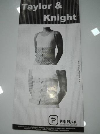 Cinta Taylor & Knight para coluna vertebral