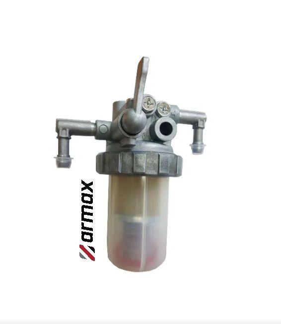 Filtr paliwa separator wody TAKEUCHI TB016 TB216 silnik YANMAR