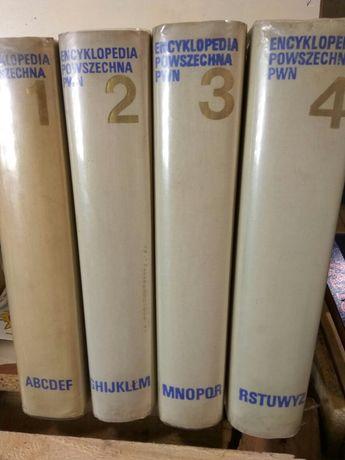 Sprzedam encyklopedię PWN