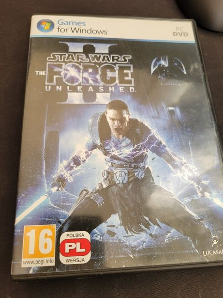 Star Wars: The Force Unleashed II PL PC