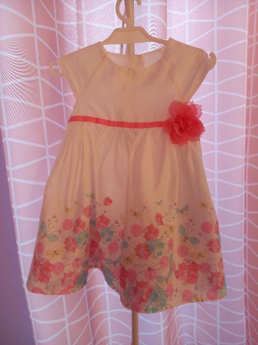 Sukienka biała 86 Zabrzeż - image 1