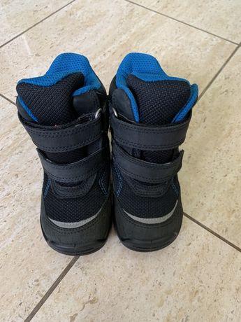 Детские ботинки сапоги для мальчика Ecco