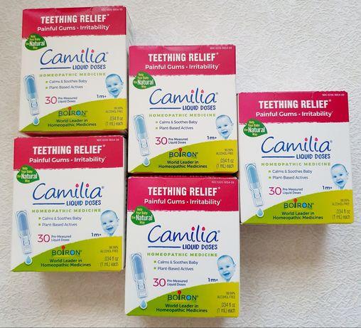 Camilia Камилия Краплі для полегшення болю при прорізуванні зубів
