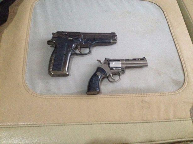 Продам газовые зажигалки в виде пистолета