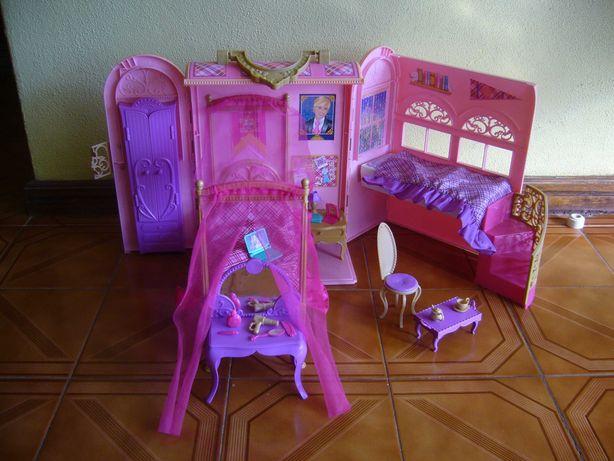 Mala quarto barbie