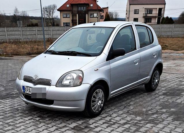 Toyota Yaris 5 Drzwi 1.0 benzyna elektryczne szyby wspomaganie zamiana