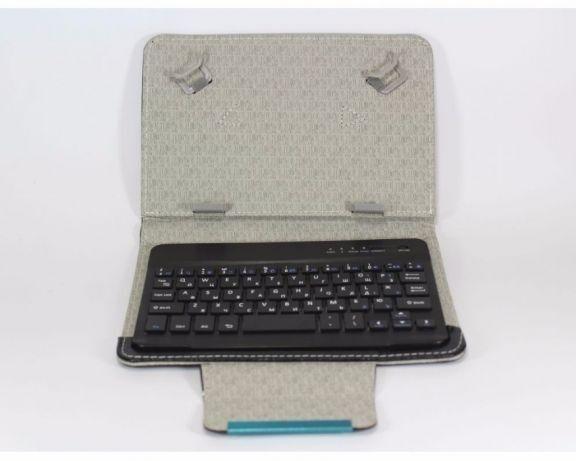 Блютуз чехол клавіатура для планшета 7-8 дюйма ціна 370 гривень