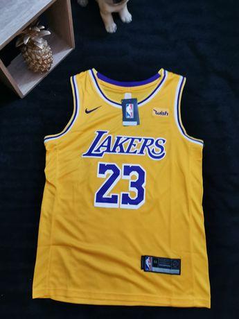 Jersey NBA + T-shirt