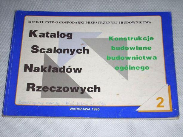 KSNR 2 Konstrukcje budowlane budownictwa ogólnego