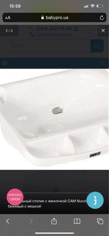 Пеленатор ванночка САМ