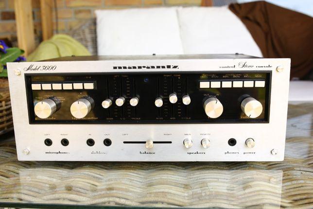 Marantz Model 3600 preamp