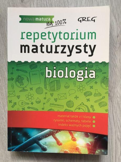 Greg Repetytorium maturzysty Biologia