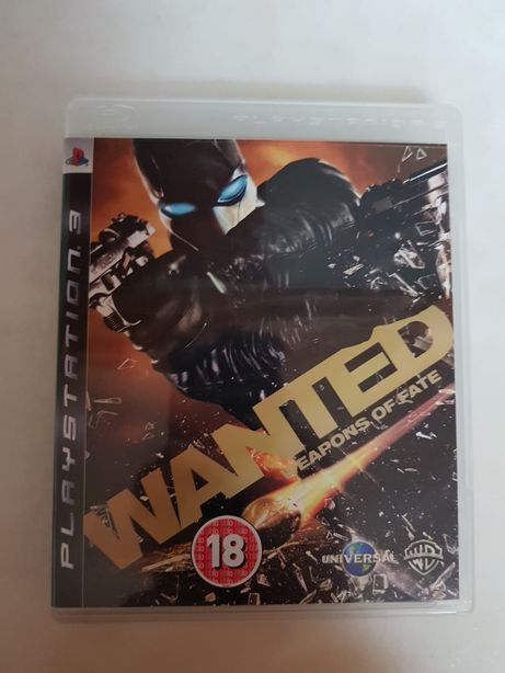 Wanted     ps     3
