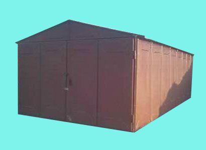 Меняю лист гаража стены(у меня) на лист крыши