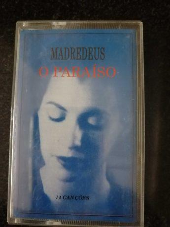 K 7 Madredeus - O Paraíso - 1997