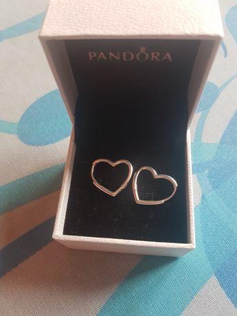 Nowe kolczyki Pandora