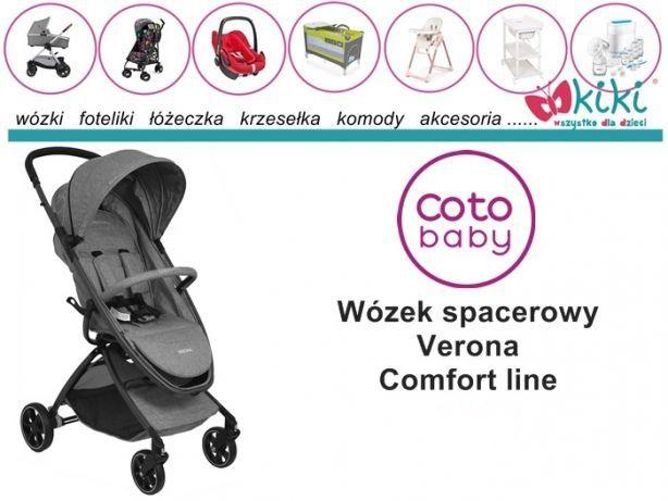 Wózek spacerowy Coto baby Verona comfort line