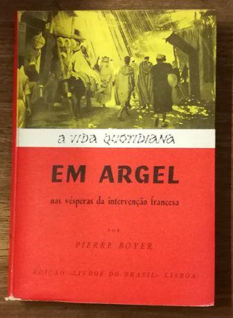 a vida quotidiana em argel, pierre boyer, livros do brasil