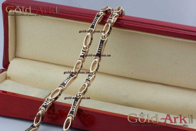 Золотая цепочка Dior