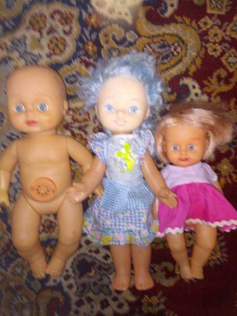 Кукли ссср  в хорошем состоянии