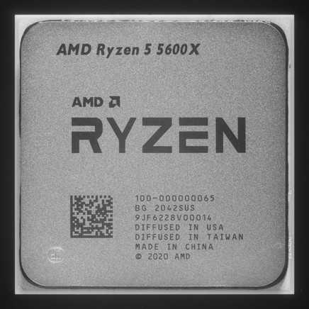 AMD 5600X processador