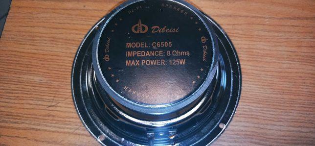 Głośnik niskotonowy Dibeisi 125w nowy