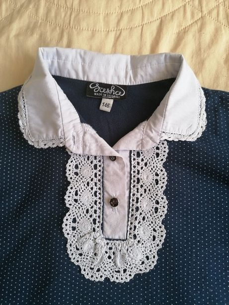 Трикотажная блузочка\кофточка ТМ Sasha для девочки, р.146