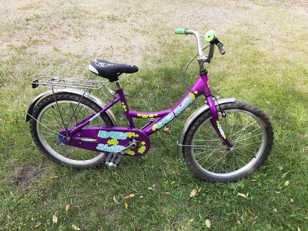 Детский велосипед  на возраст 5-11 лет