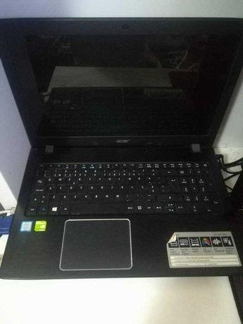 Portátil usado I7-7500u 3.5ghz