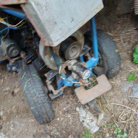 Продам самодельный трактор ЗиД
