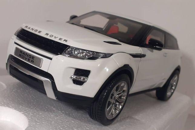 1/18 Land Rover Range Rover Evoque - Gt Autos
