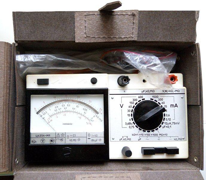 Прибор комбинированный Ц4354 М1 Запорожье - изображение 1