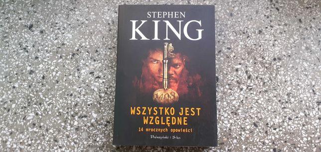 Stephen King - Wszystko jest względne  Prószyński  2007