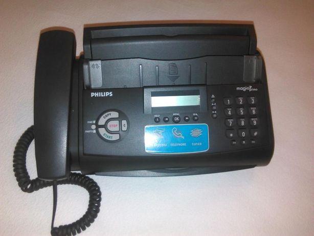 Telefone, fax, copiador