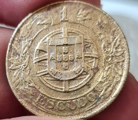 1 escudo 1926 BC