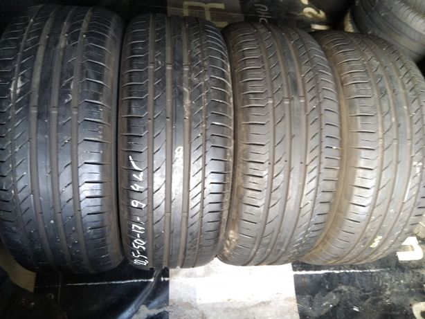 225/50R17 Continental ContiSportContact5