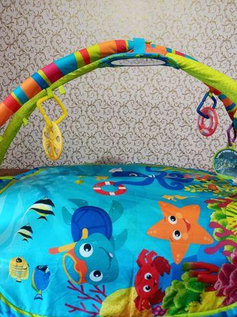 Детский коврик игровой