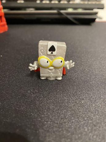 Srebrna Figurka Super Zings