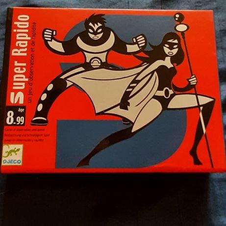 Настольная карточная игра Super Rapido