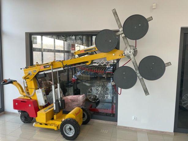 Manipulator, robot, podnośnik do szyb okien Smartlift MAXI FV