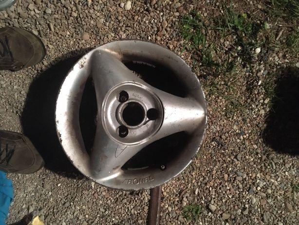 Felgi alu aluminiowe Ronal 3x98 citroen ax saxo peugeot 106
