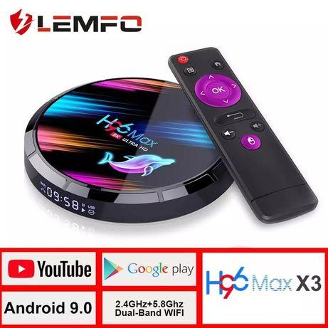 H96 Max X3 4GB 32GB TV Box Android