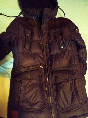 Зимняя куртка, на подростка