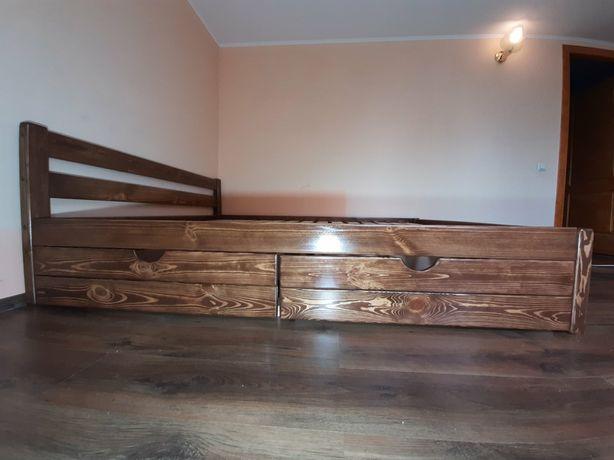 Кровать деревянная усиленая 400 гк на спальное место.