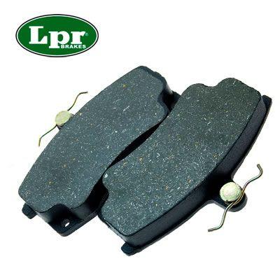Новые задние тормозные колодки на Daewoo: Nexia, Lanos; Opel: Corsa