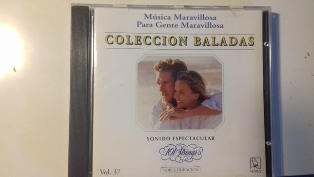 CD Original Coleccion Baladas